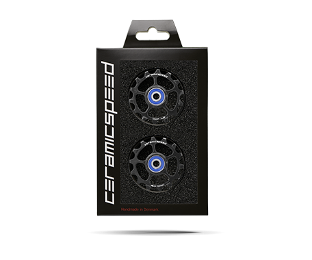 Pulleys CeramicSpeed SRAM Eagle negro